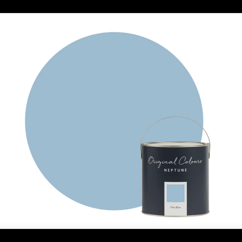 Neptune Neptune Archive Flax Blue