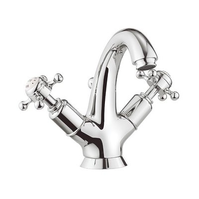 Belgravia 1-hole basin mixer 112DP
