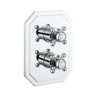 Belgravia Crossbox 2 Outlet Multi-flow CB1500LBP