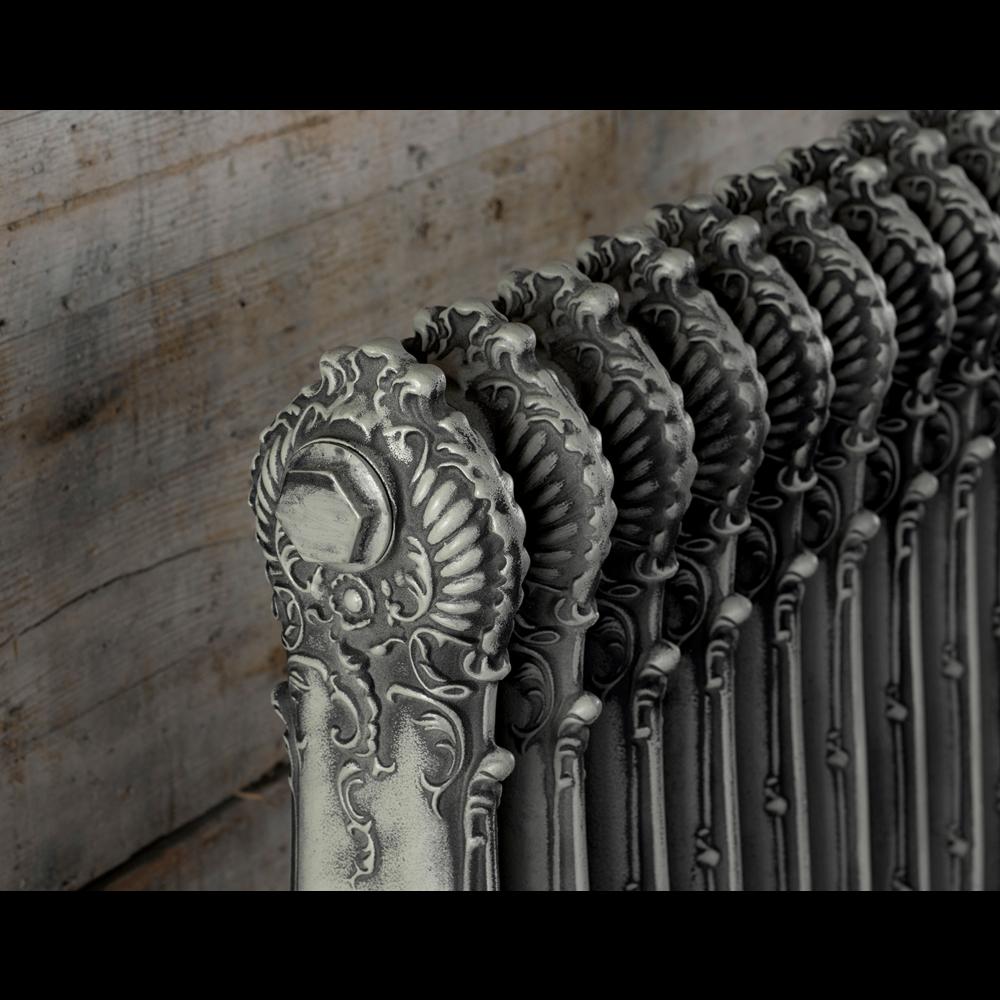 Arroll Gietijzeren radiator Alexandra - 987 mm hoog