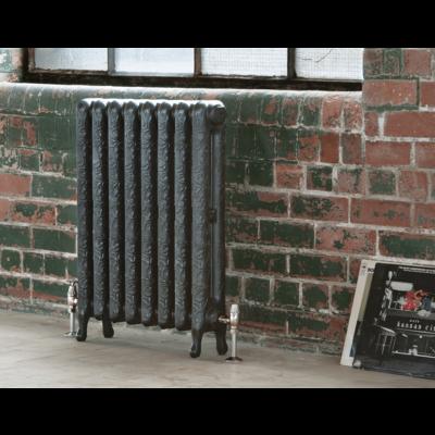 Gietijzeren radiator Art Nouveau 754/2