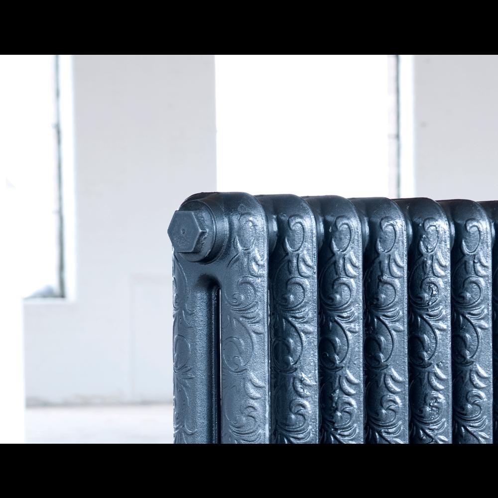 Arroll Gietijzeren radiator Art Nouveau - 754 mm hoog