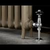 Arroll Gietijzeren radiator Peerless - 450 mm hoog