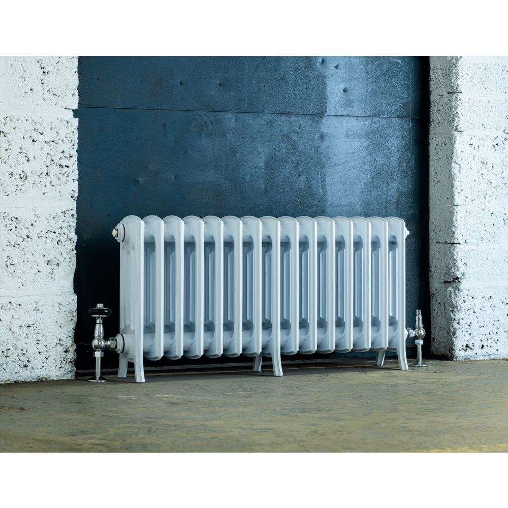 Arroll Aluminium Radiator Edwardian - 450 mm  - 12 sections