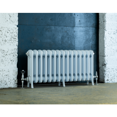Aluminium radiator Edwardian 450/4 -12