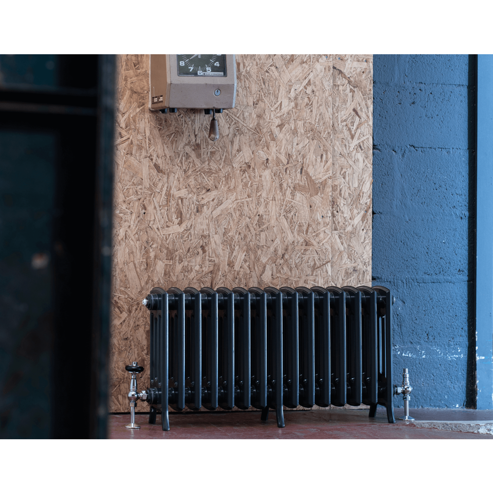 Arroll Aluminium radiator Edwardian - 450 mm hoog, 12 elemente