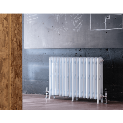 Aluminium radiator Edwardian 650/4-12