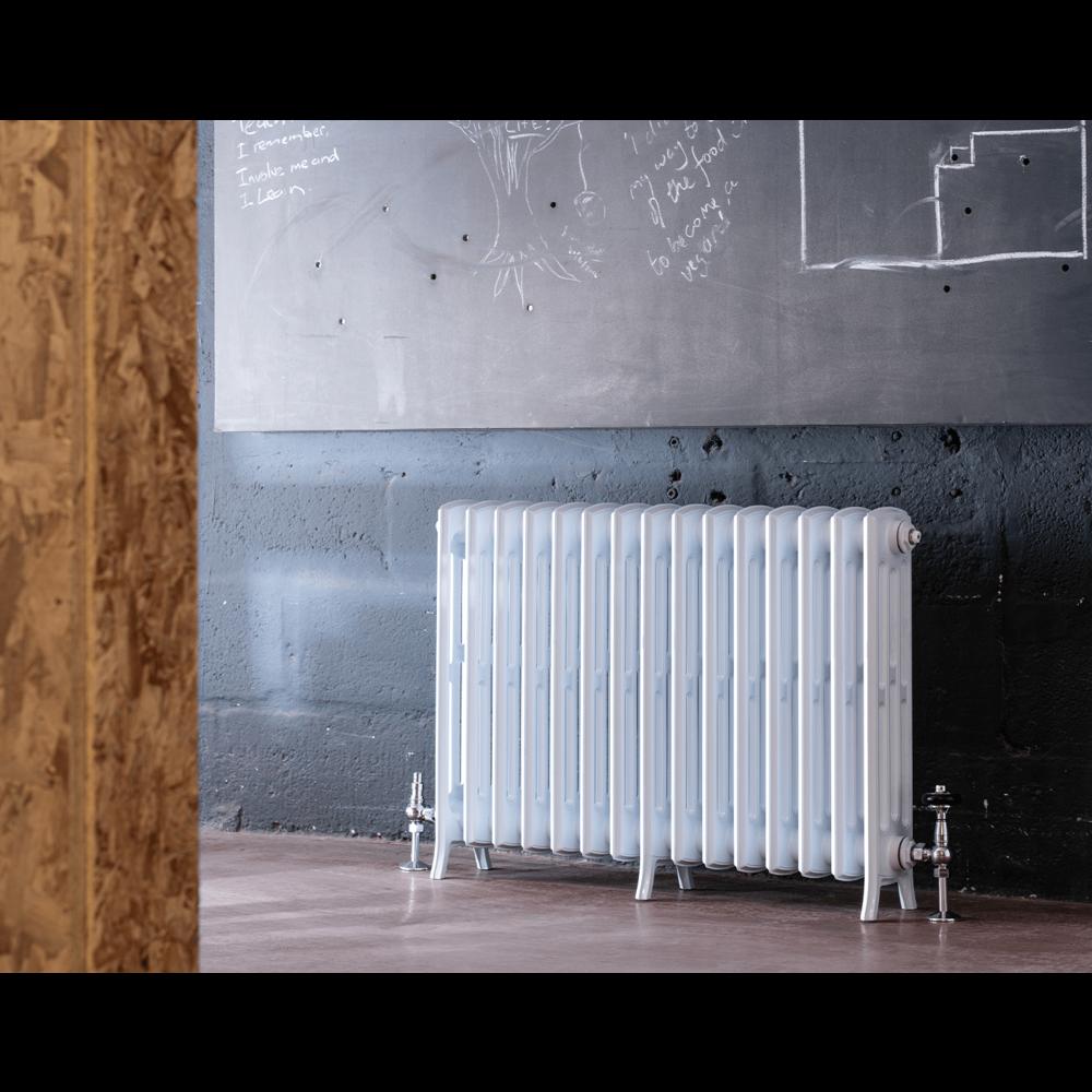 Arroll Aluminium radiator Edwardian - 650 mm hoog, 19 elemente