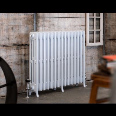 Aluminium radiator Edwardian 750/4-12