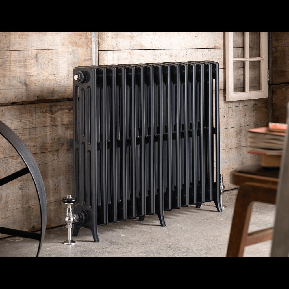 Arroll Aluminium Radiator Edwardian - 750 mm  - 12 sections