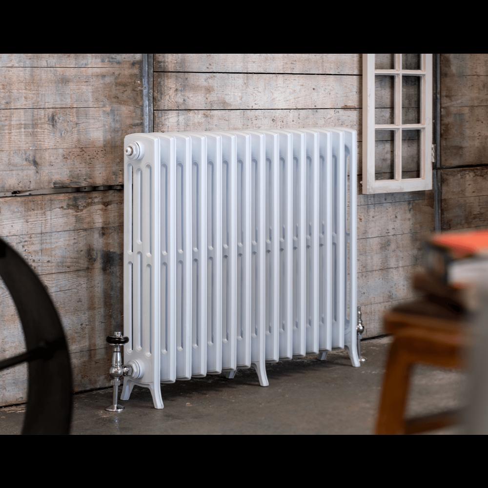 Arroll Aluminium radiator Edwardian - 750 mm hoog, 15 elemente