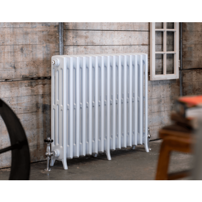 Aluminium radiator Edwardian 750/4- 15