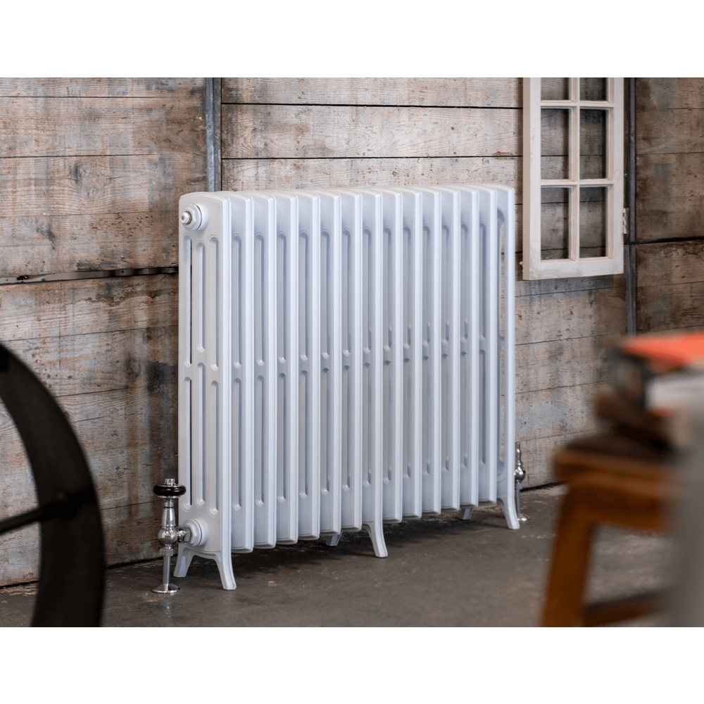 Arroll Aluminium radiator Edwardian - 750 mm hoog, 19 elemente