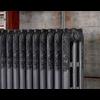 Arroll Gietijzeren radiator Rococo - 960 mm hoog