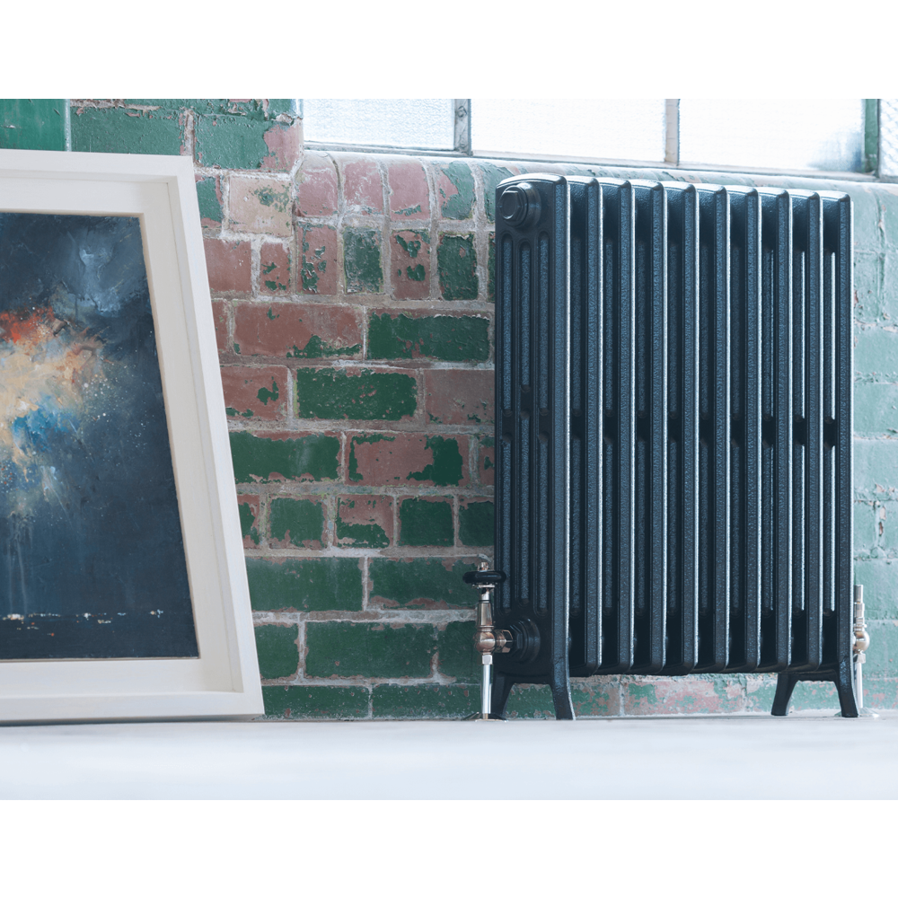 Arroll Gietijzeren radiator Edwardian - 660 mm hoog