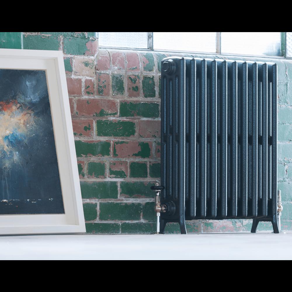 Arroll Gietijzeren radiator Edwardian - 460 mm hoog