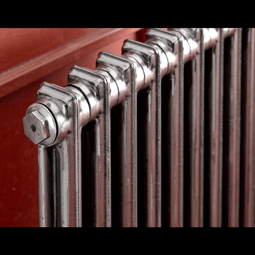 Arroll Cast Iron Radiator Edwardian - 1037 mm