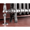 Arroll Gietijzeren radiator Edwardian - 734 mm hoog