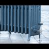 Arroll Gietijzeren radiator Edwardian - 960 mm hoog