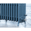 Arroll Gietijzeren radiator Edwardian - 662 mm hoog