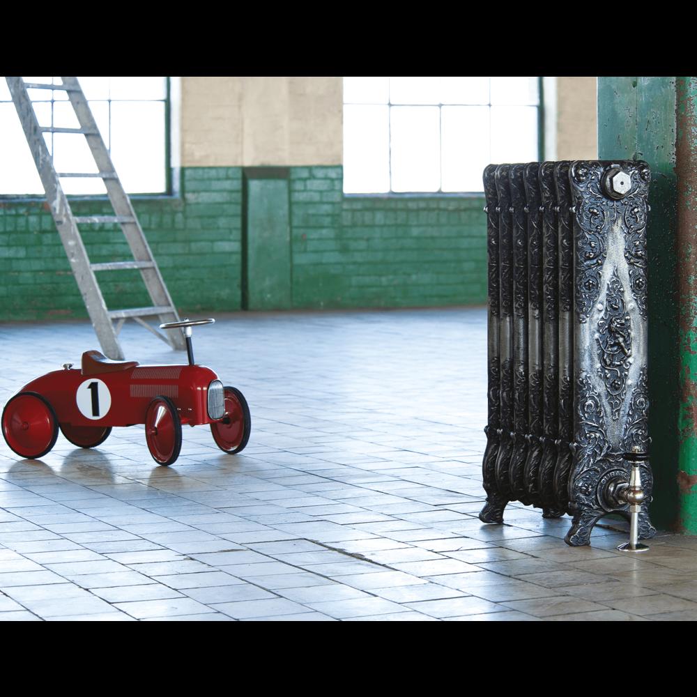 Arroll Cast Iron Radiator Cherub - 798 mm