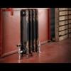 Arroll Gietijzeren radiator Art Deco - 649 mm hoog