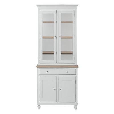 Suffolk Dresser with glass