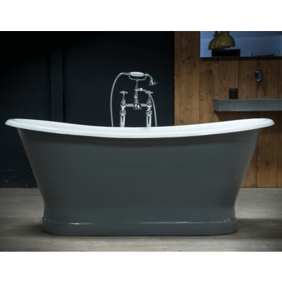 AR cast iron bath 'Lyon'