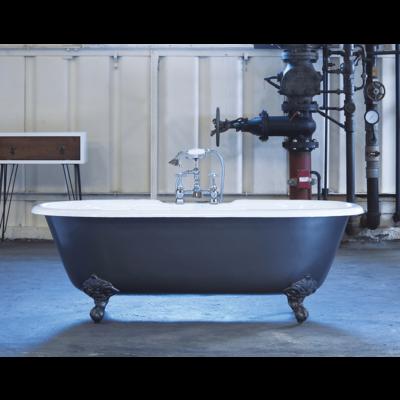 AR cast iron bath 'Moulin'  - 1700