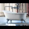 Arroll Freestanding cast iron bath with feet 'Bordeaux'  - 1700