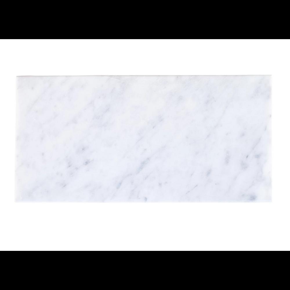 TCH Kennet 10x20cm Carrara Marble