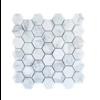 TCH Kennet Hexagonal Carrara mamer