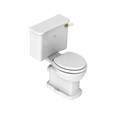 La Chapelle Close coupled toilet