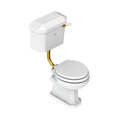 Charterhouse Halfhoog toilet met reservoir