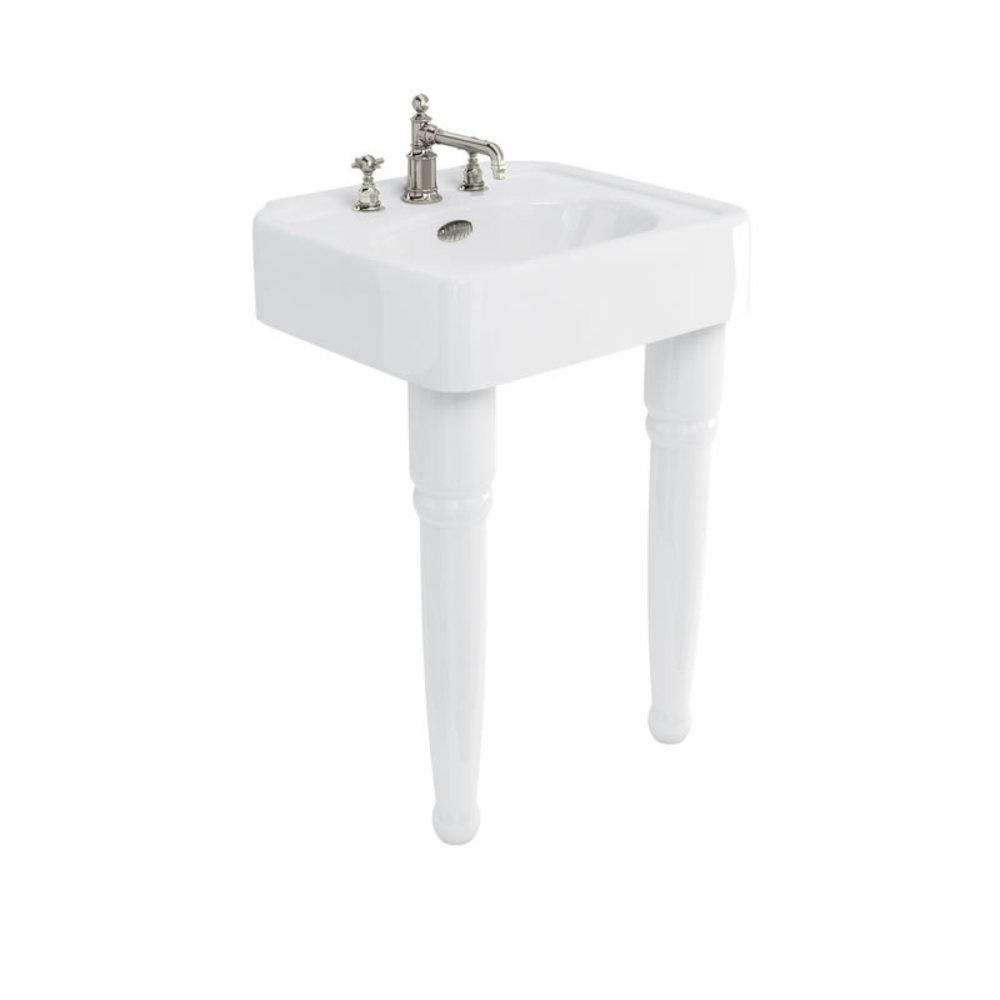 BB Arcade Arcade 600mm basin with ceramic legs
