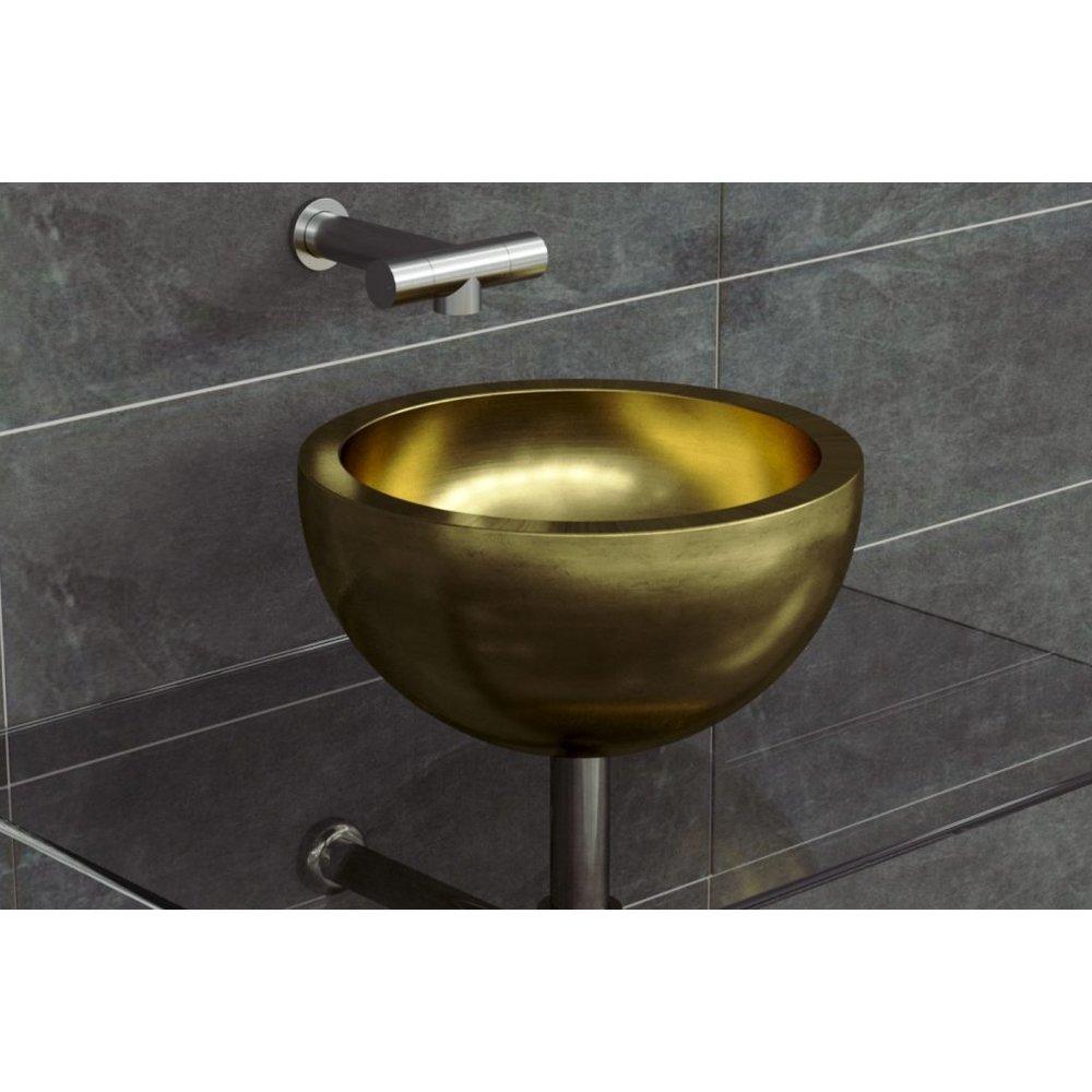 William Holland WH  copper countertop  basin Perosa 360