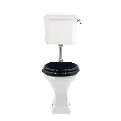 Deco halfhoog toilet met reservoir AO