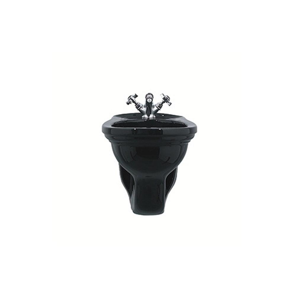 Imperial Deco Wandbidet zwart