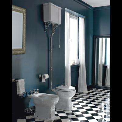 Neoclassica Hooghang toilet met reservoir