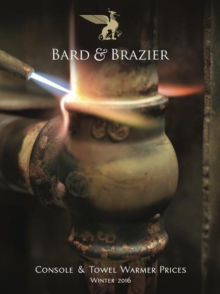Bard Brazier Rails