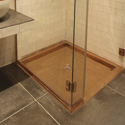 WH Shower tray metal