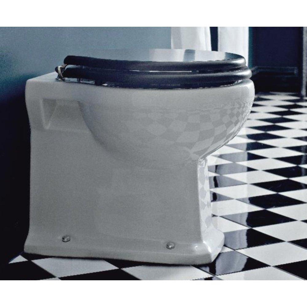 Sbordoni Neoclassica back to wall toilet pan