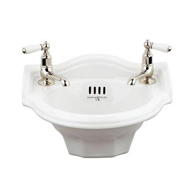 Edwardian cloakroom basin
