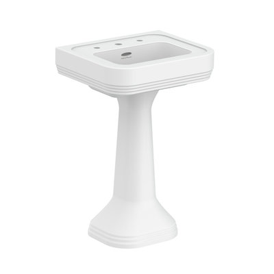 Belle Aire 60cmwith pedestal