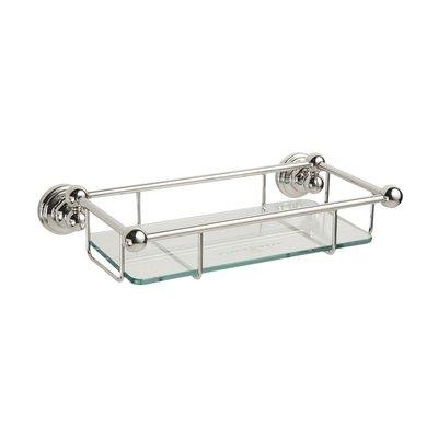 Victorian Glas-Ablage E.6954