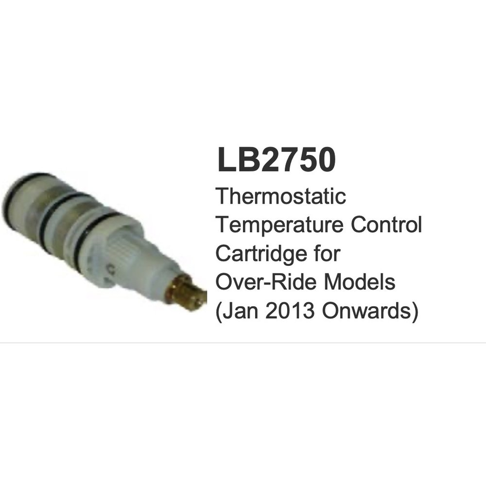 Lefroy Brooks Lefroy Brooks thermostatic temperature control cartridge