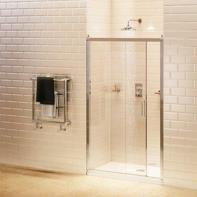 Shower door softclose slider