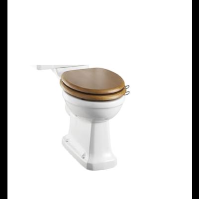 Burlington toilet pan
