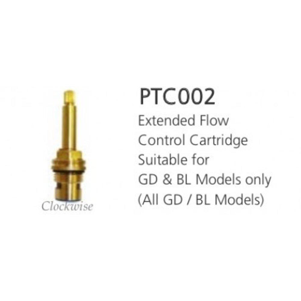 Lefroy Brooks LB extended flow control cartridge PTC002