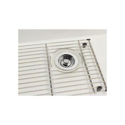 Shaws sink grid type 4
